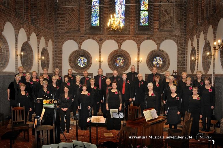 foto koor avventura musicale